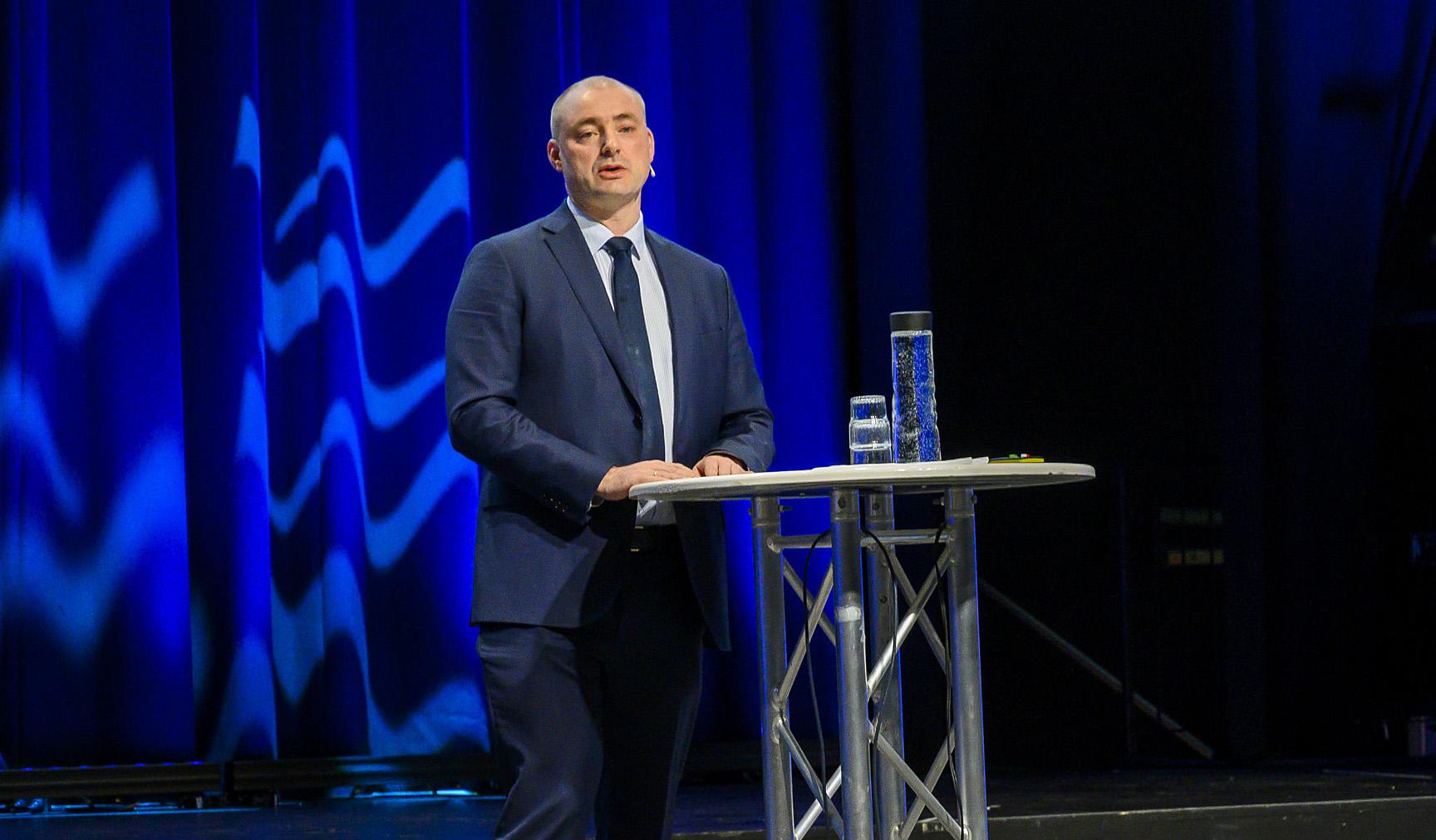Direktør i Sjømatbedriftene Robert Eriksson