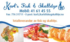 Karl´s Fisk og Skalldyr