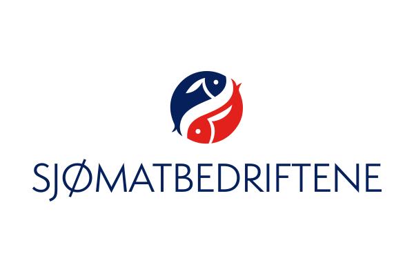 Logoen til Sjømatbedriftene