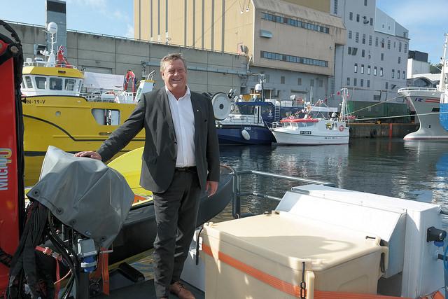 Sjømatbedriftene medviktig gjennomslag for Norsk foredlingsindustri
