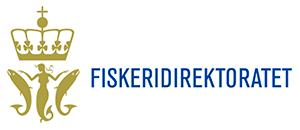 Logoen til Fiskeridiriktoratet