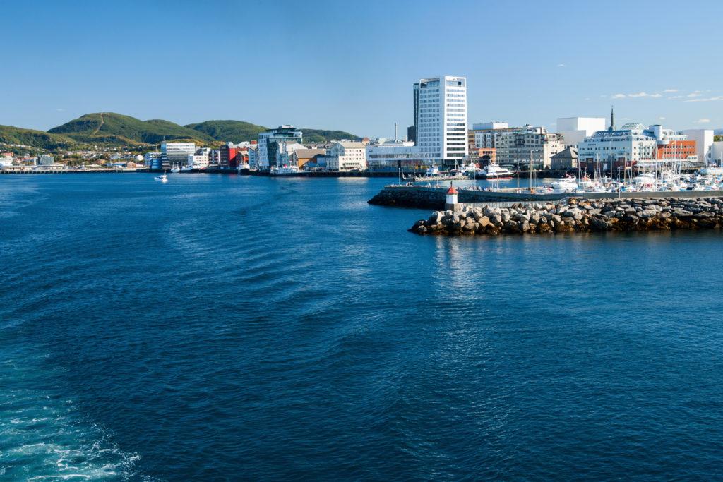 Bilde av Bodø by