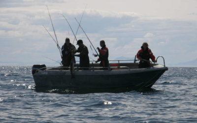 Turister slipper ut 41 prosent av fanget fisk