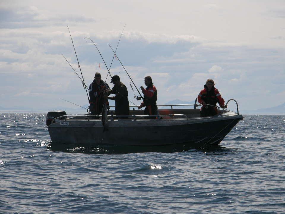 Turristfiskere