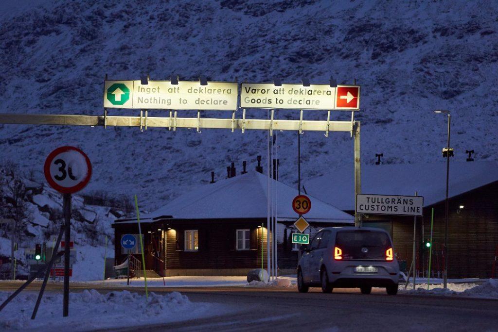 Bjørnfjell tollstasjon