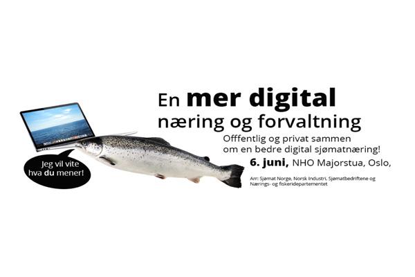 Digitalisering av norsk sjømatnæring
