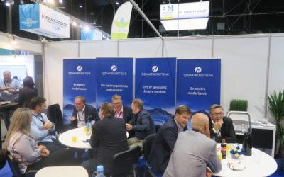 Aqua Nor en stor suksess for Sjømatbedriftene