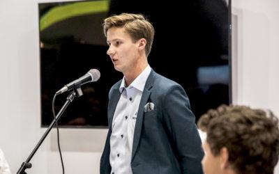 Unge talenter: Settefiskkonsern fra Smøla ledes av Christian (25)