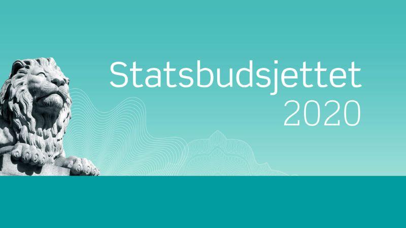Bilde av statsbudsjettet
