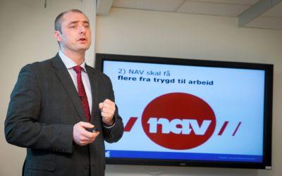 Sjømatbedriftene inngår landsdekkende avtale med NAV