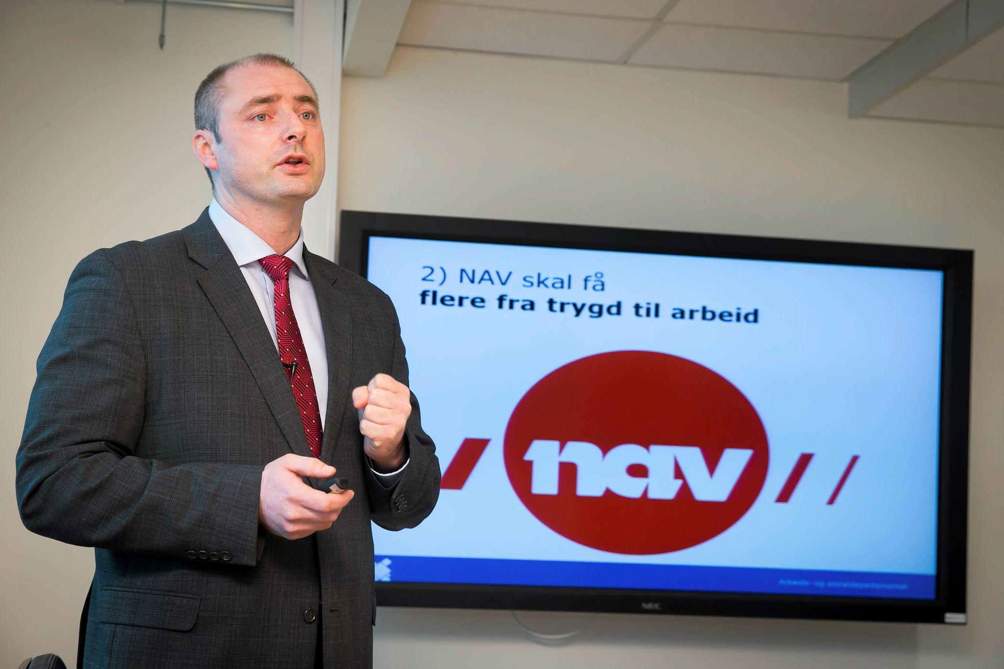 Eriksson NAV foredrag