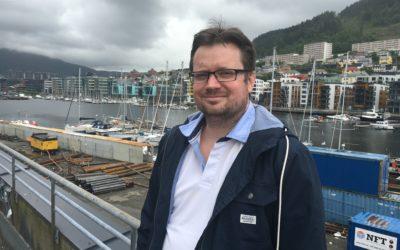 Kan norsk laksenæring vokse inn i himmelen?
