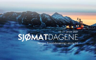 Påmeldingen til Sjømatdagene 2021 har åpnet!