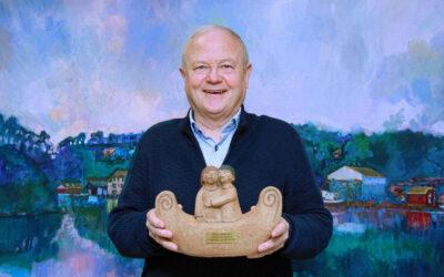 Sjømatbedriftene gratulerer Karsten «Kakki» Austevoll som årets sjømatnavn 2020