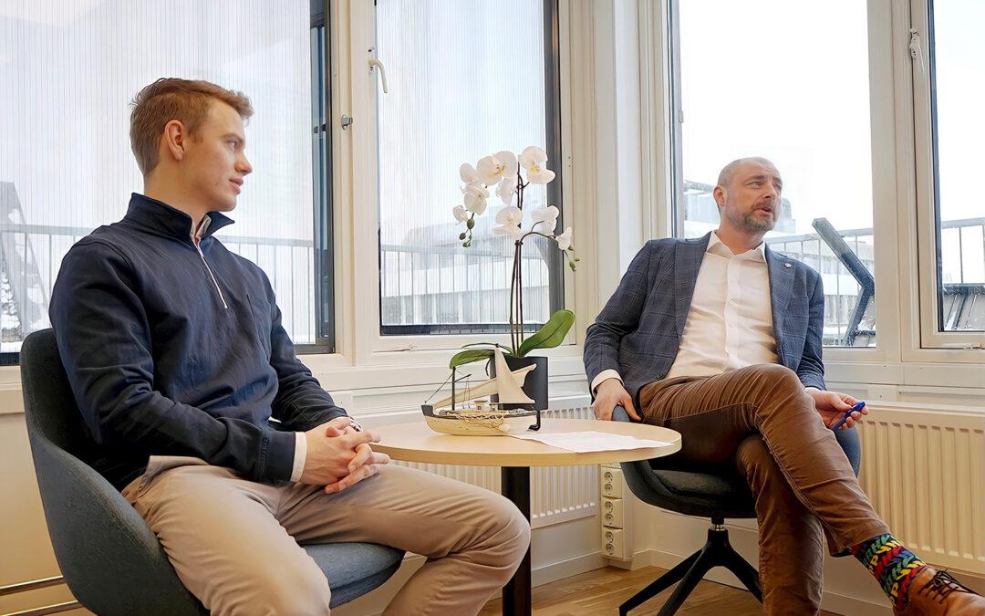 Sjømatbedriftene inngår samarbeid med Norges største studentkonsulentselskap